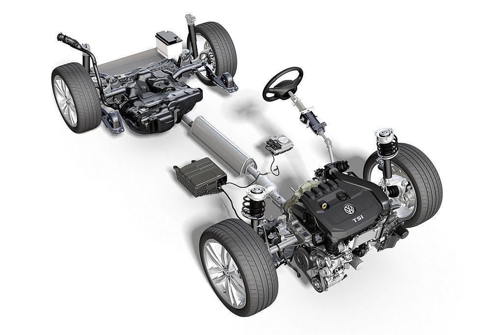 第40屆奧地利也納國際汽車研討會,福斯汽車闡述未來汽車動力發展的趨勢。 圖/Vo...