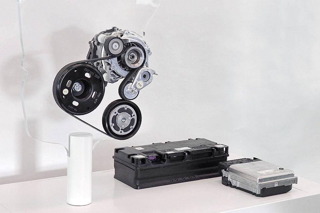 福斯汽車在第40屆奧地利也納國際汽車研討會公布未來車輛動力發展目標,包括自動駕駛...