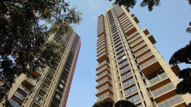 北市豪宅直逼300萬一坪,房價高高掛。 圖/倪子仁提供