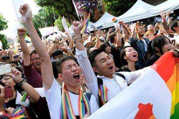 李中志/亞洲第一的合法同婚,是主張台灣價值的突出策略