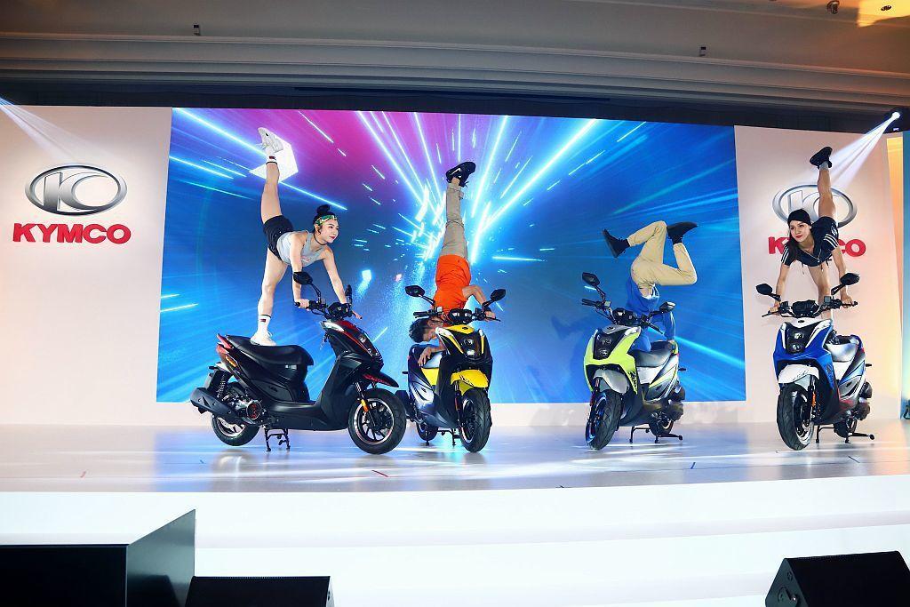 光陽Parkour跑酷125空車預購價為臺幣78,300元,早鳥還享雙好禮GoP...