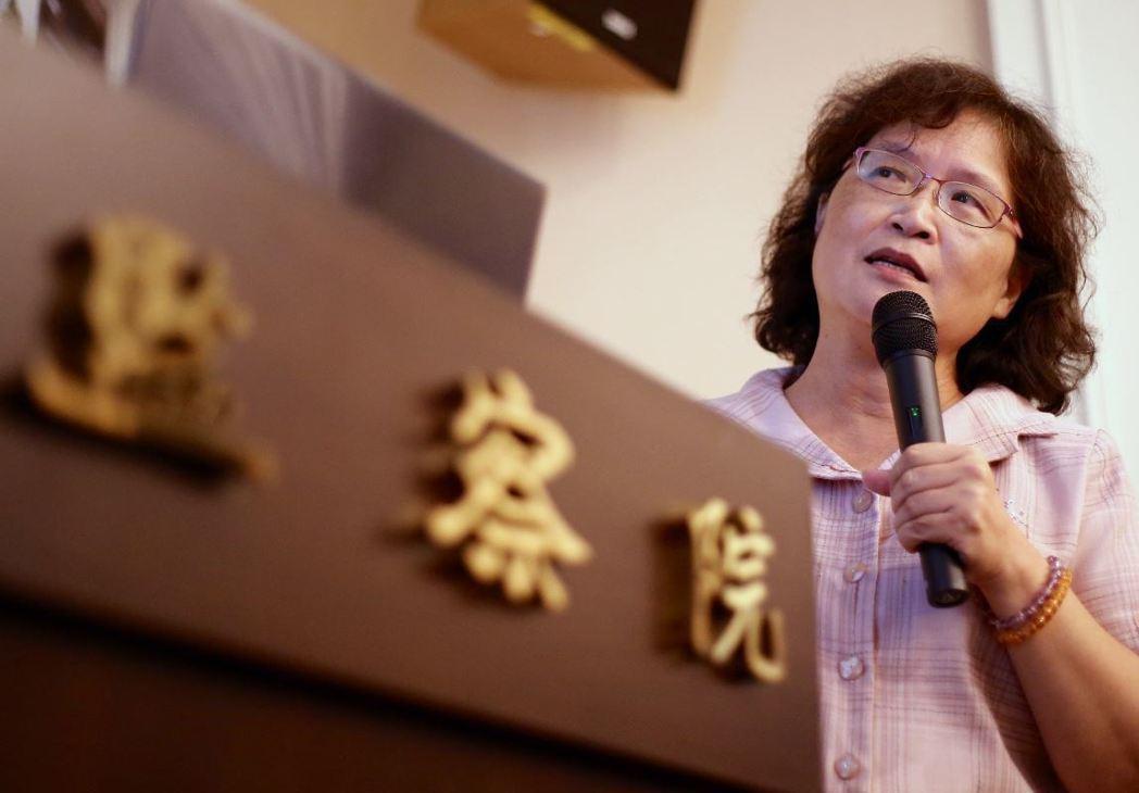 監委仉桂美。本報資料照片