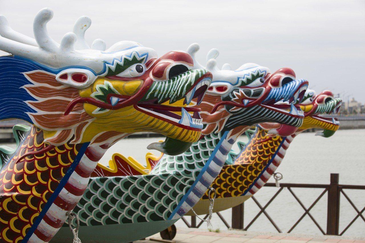 「2019新竹市端午嘉年華」將於6月2日預賽、7日決賽於漁人碼頭舊港水域熱鬧登場...