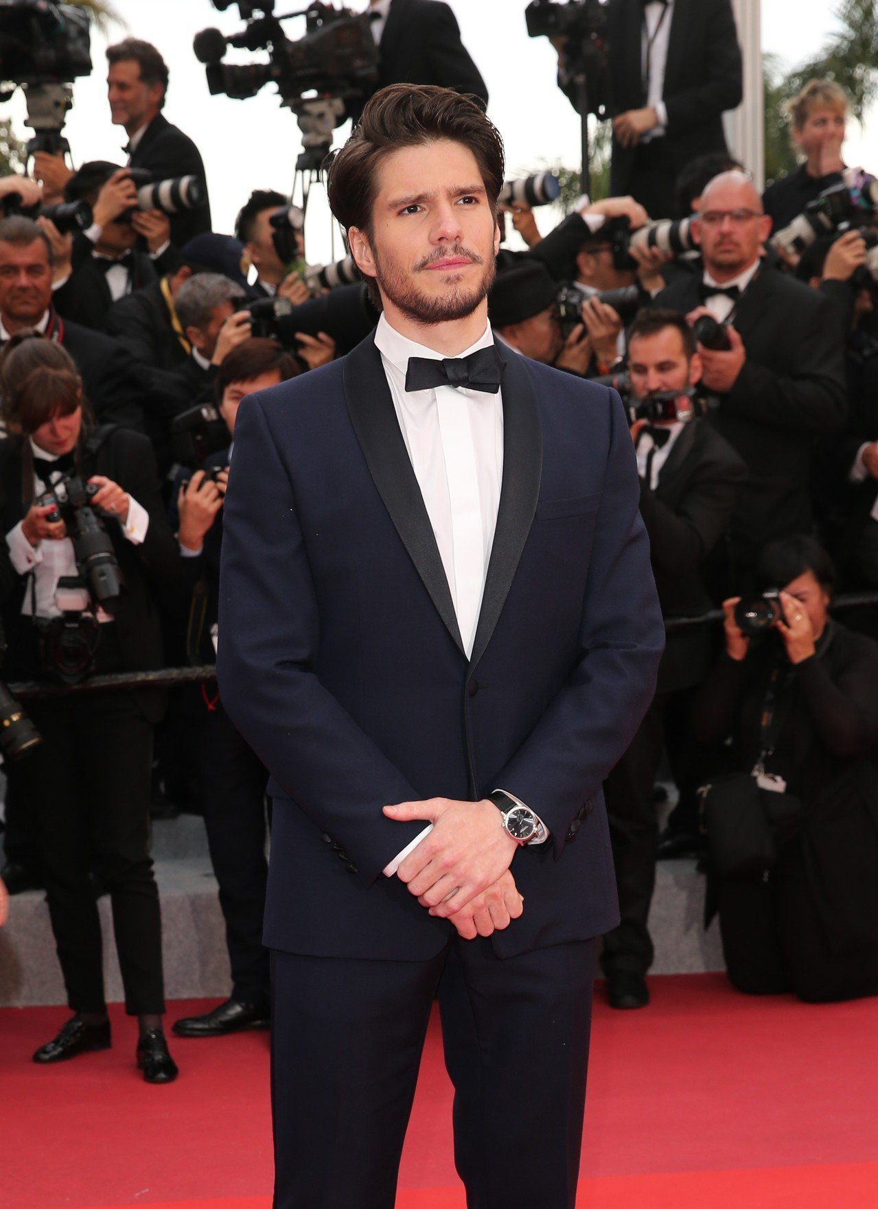 法國男演員法蘭索瓦西維爾(François Civil)獲頒今年度的「蕭邦最具潛...