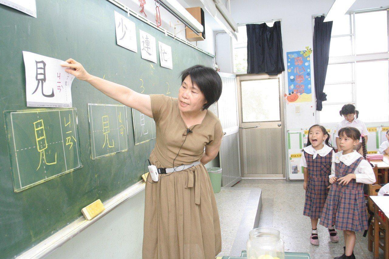 信誼基金會調查,逾九成孩童在小一入學前便已提早學注音。圖/信誼基金會提供