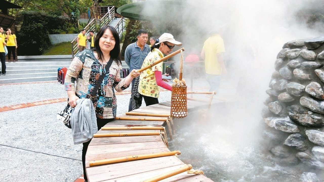 太平山鳩之澤煮蛋區啟用了,可煮蛋、享受溫泉浴與森林浴,將成為拍照打卡人氣景點。 ...