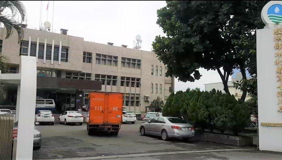 第七河川局位於屏東市,工程司被打傷的消息傳出後,立刻引發關注。 記者翁禎霞/翻攝