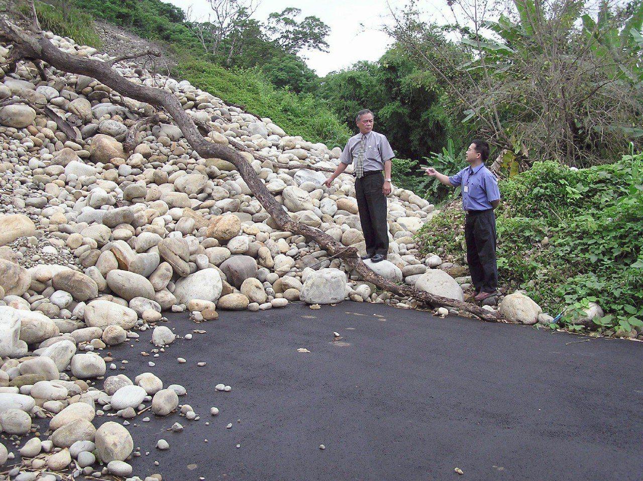 台中市府昨起重新通盤檢討山坡地範圍。 圖/聯合報系資料照片