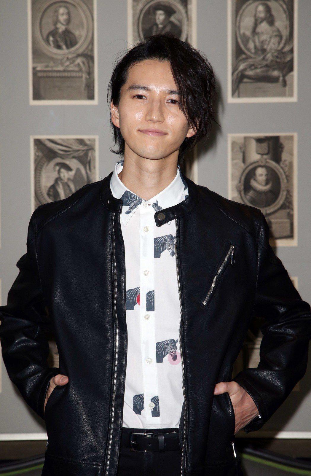 田口淳之介曾來台舉辦演唱會。圖/聯合報系資料照