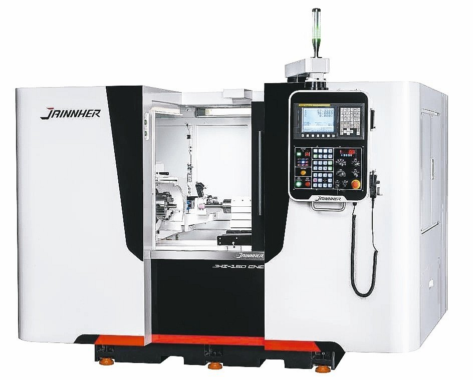 鍵和機械推出的CNC內圓磨床是實現智能化批量生產的加工利器。 鍵和機械/提供