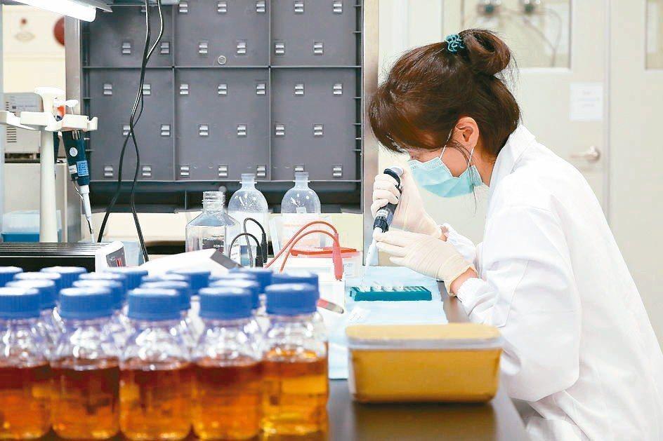 長春藤生命科學是國內第一家、獲衛福部特管辦法核可的細胞製備公司。 台開/提供