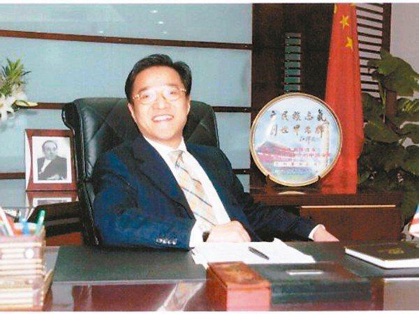 萬向董事長魯偉鼎以人民幣49.6億元捐贈額,首次成為中國首善。 (本報系資料庫)