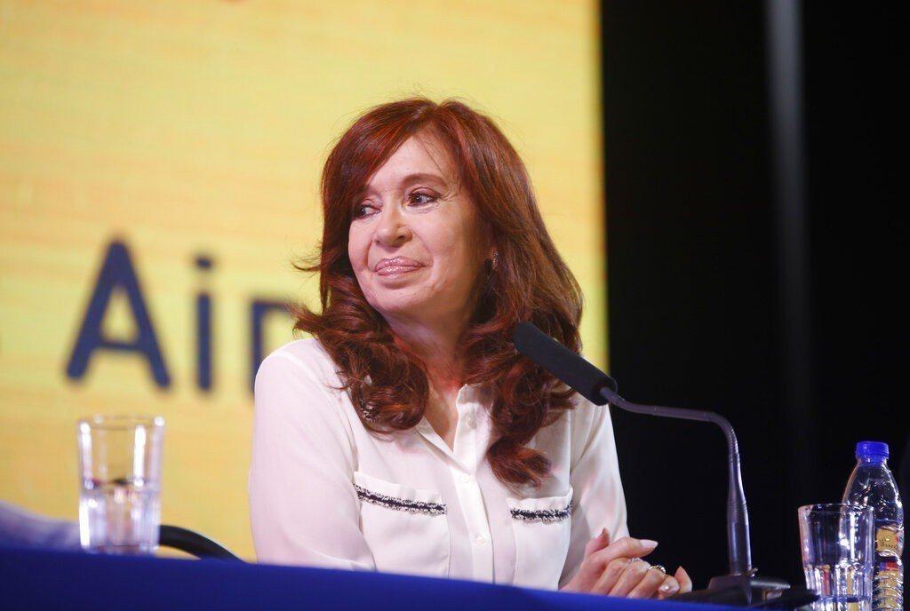 2007年至2015年間擔任阿根廷總統的費南德茲(見圖),上週宣布,她將與前總統...