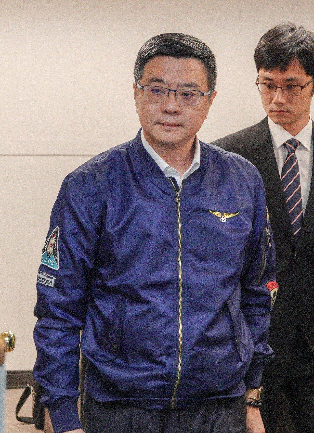 民進黨主席卓榮泰。聯合報系記者陳柏亨/攝影