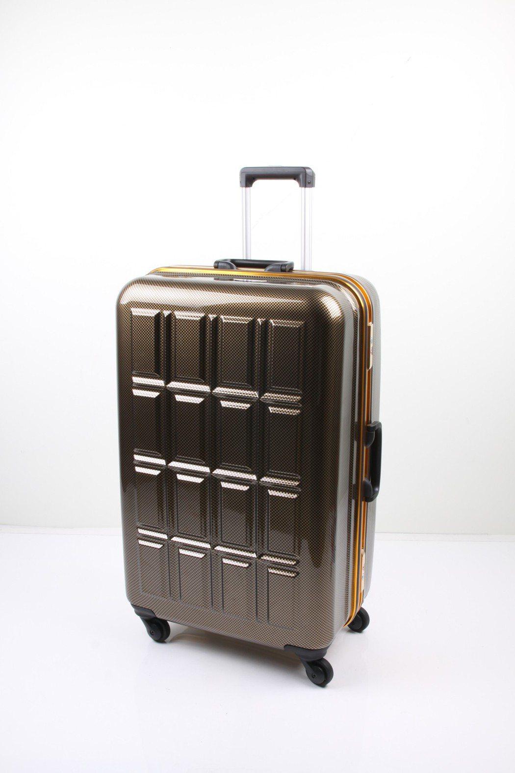 MONTAGUT夢特嬌26吋鋁鎂框鏡面PC旅行箱,原價$10,980,特價$2,...