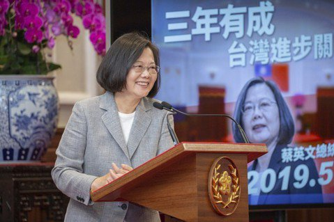 中共強勢與國民黨示弱,成就蔡英文兩岸政策的戰略定力