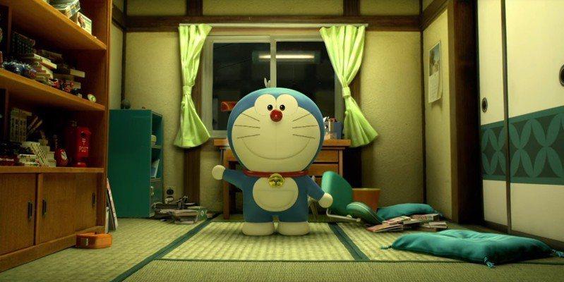 圖片來源/《 DoraemonTheMovie》YouTube影片截圖
