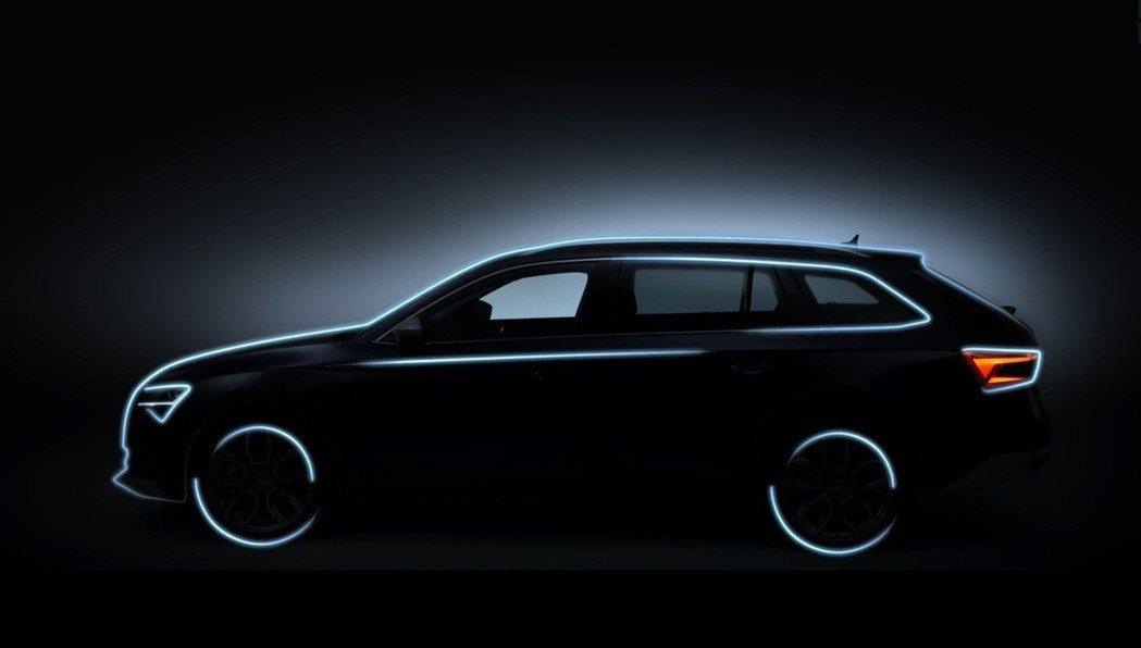 ŠKODA Superb Scout應該是使用在Combi旅行車車型。 截自ŠK...