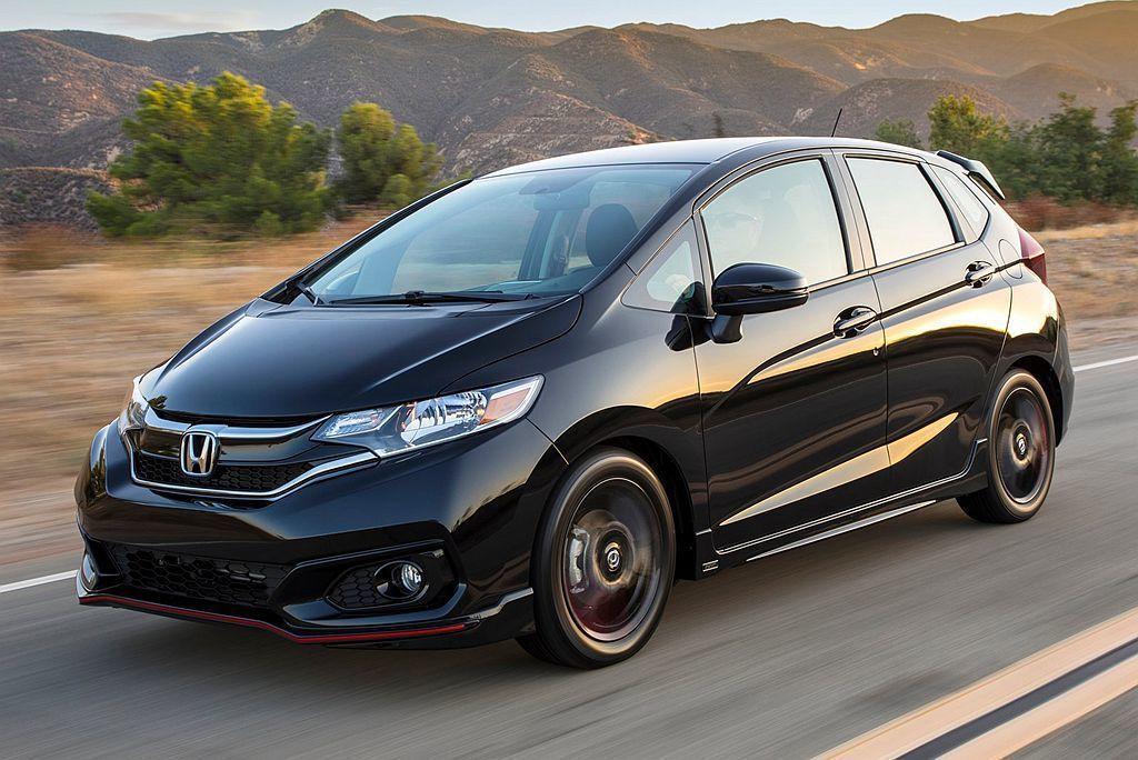 Honda汽車旗下手排銷售占比排名第二的是Fit,就算只占10.5%但比Toyo...