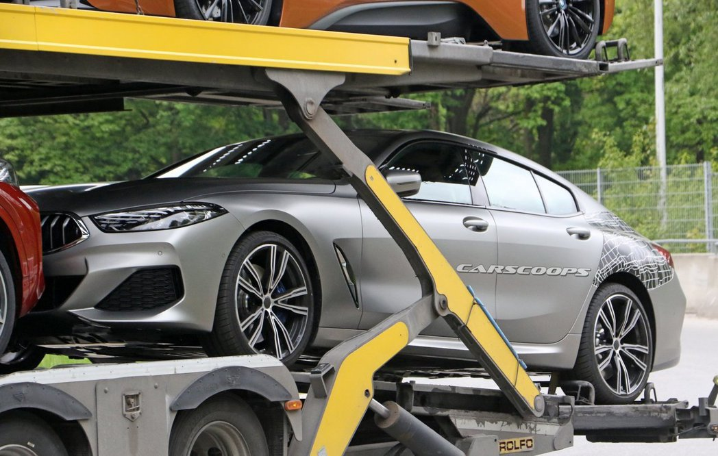 全新BMW 8 Series Gran Coupe (G16) 下月就會發表。 ...