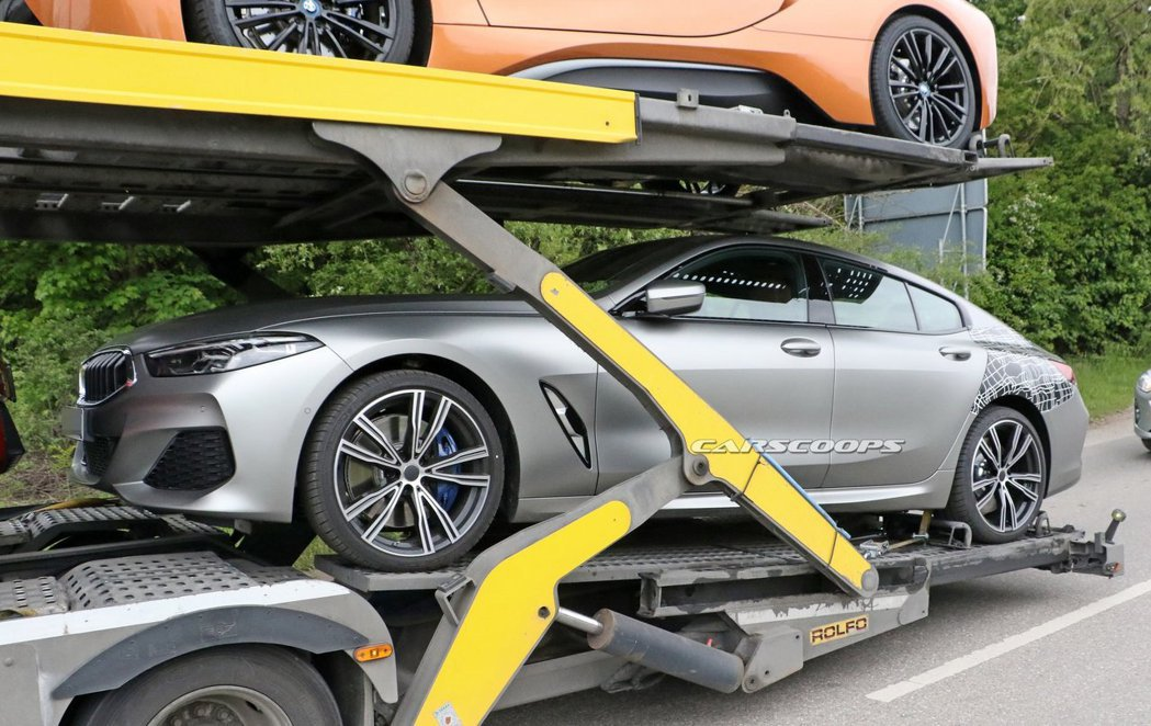 全新BMW 8 Series Gran Coupe (G16) 初期應該會只有M...