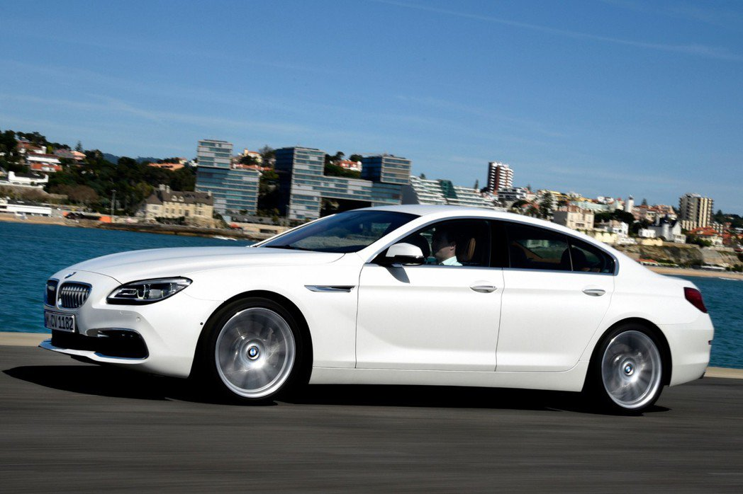 確定走入歷史的BMW 6 Series Gran Coupe (F06)。 摘自...