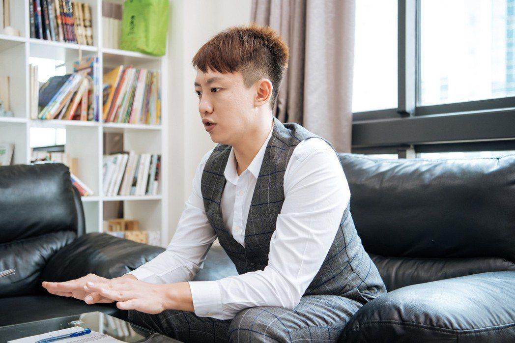 資深徵信社業者立達徵信執行長謝智博給予建議。 立達徵信/提供