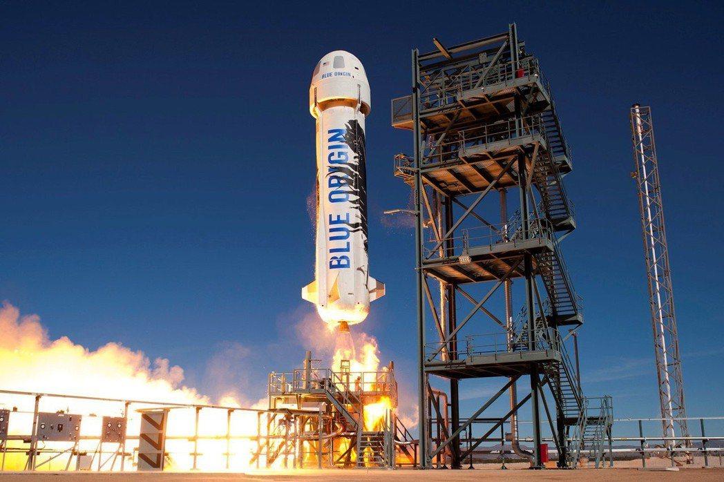 貝佐斯自己認為BO的殺手鐧是「太空旅遊」未來太空遊客將可搭乘貝佐斯引以為豪的「新...