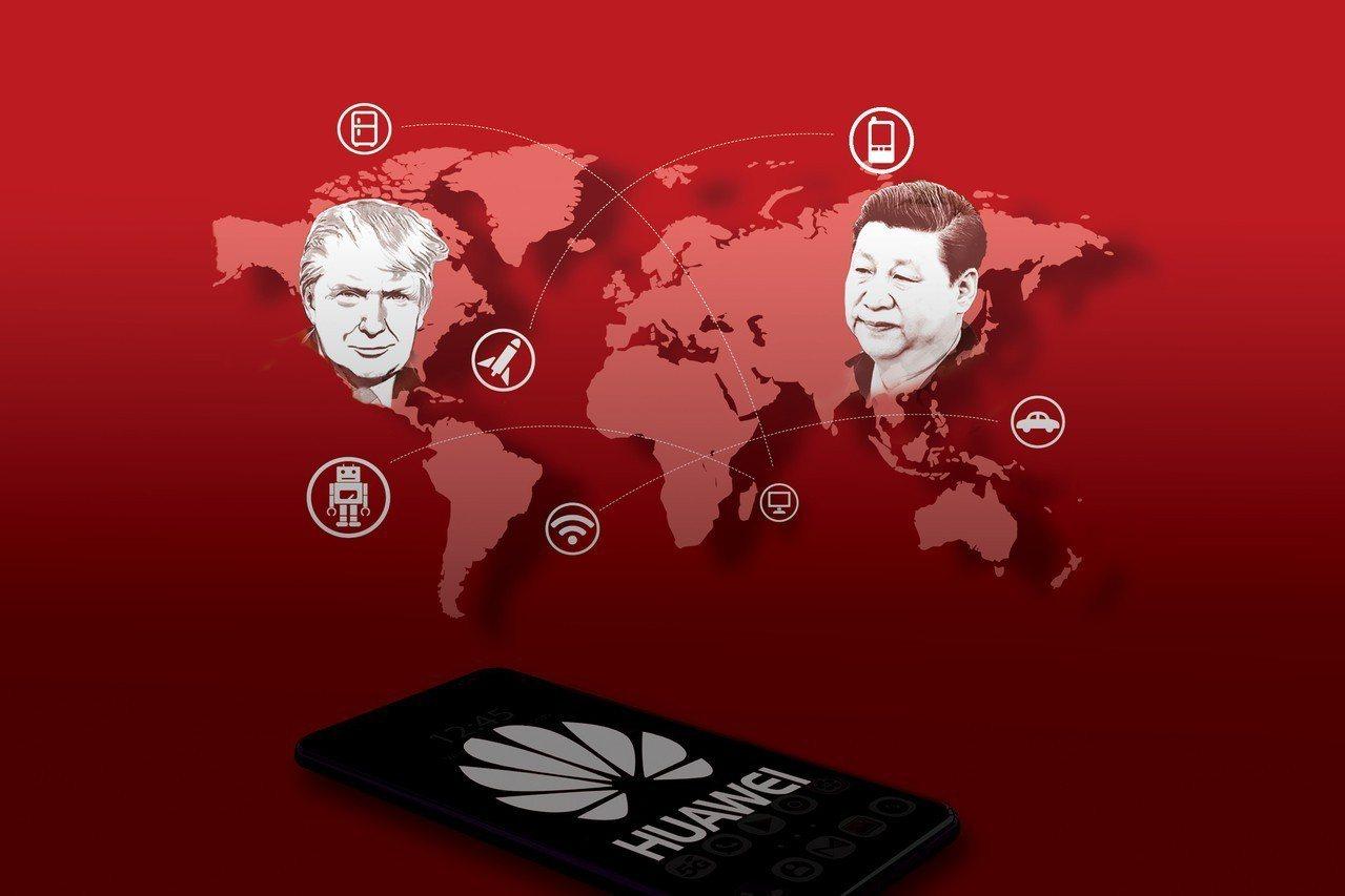 5G與物聯網、AI技術緊密結合,攸關國安戰略。製圖:新新聞