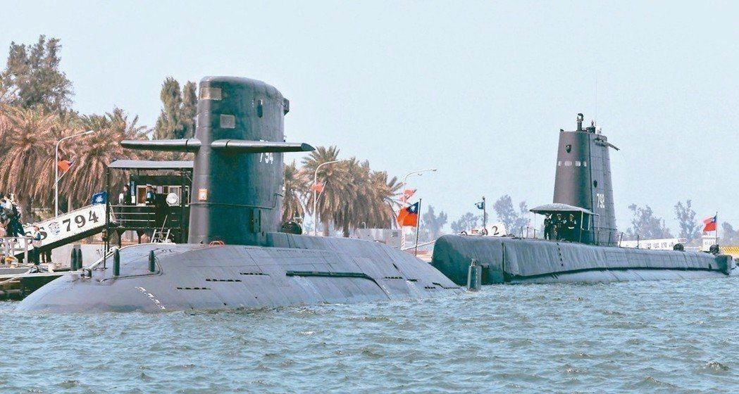 國防部昨天證實美方向我索要潛艦訓練區域與位置,國防部審慎評估,沒有任何拒絕情事。...