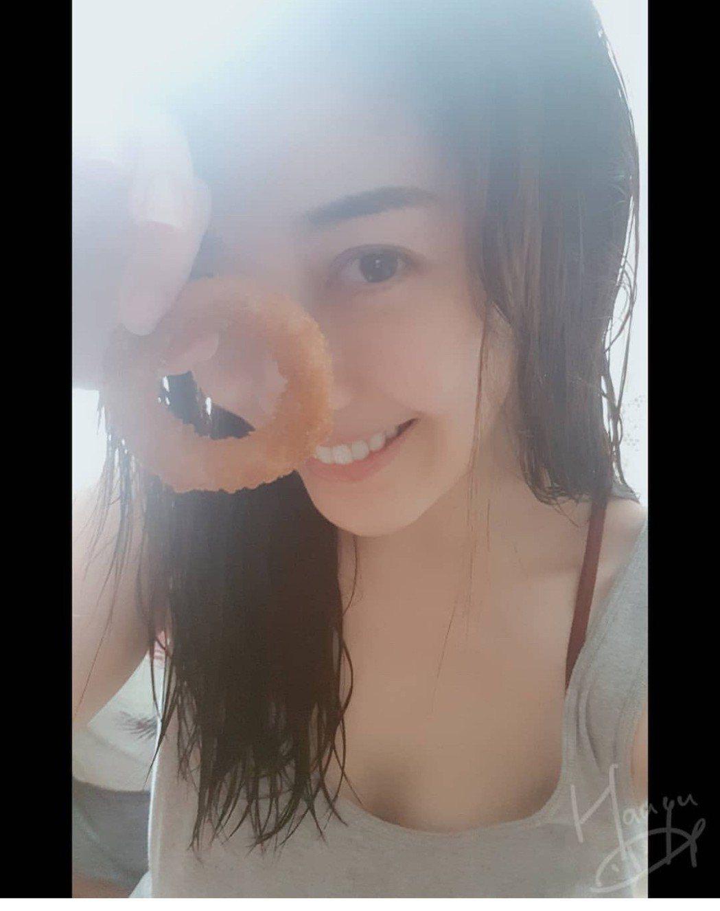 韓瑜  圖/摘自IG