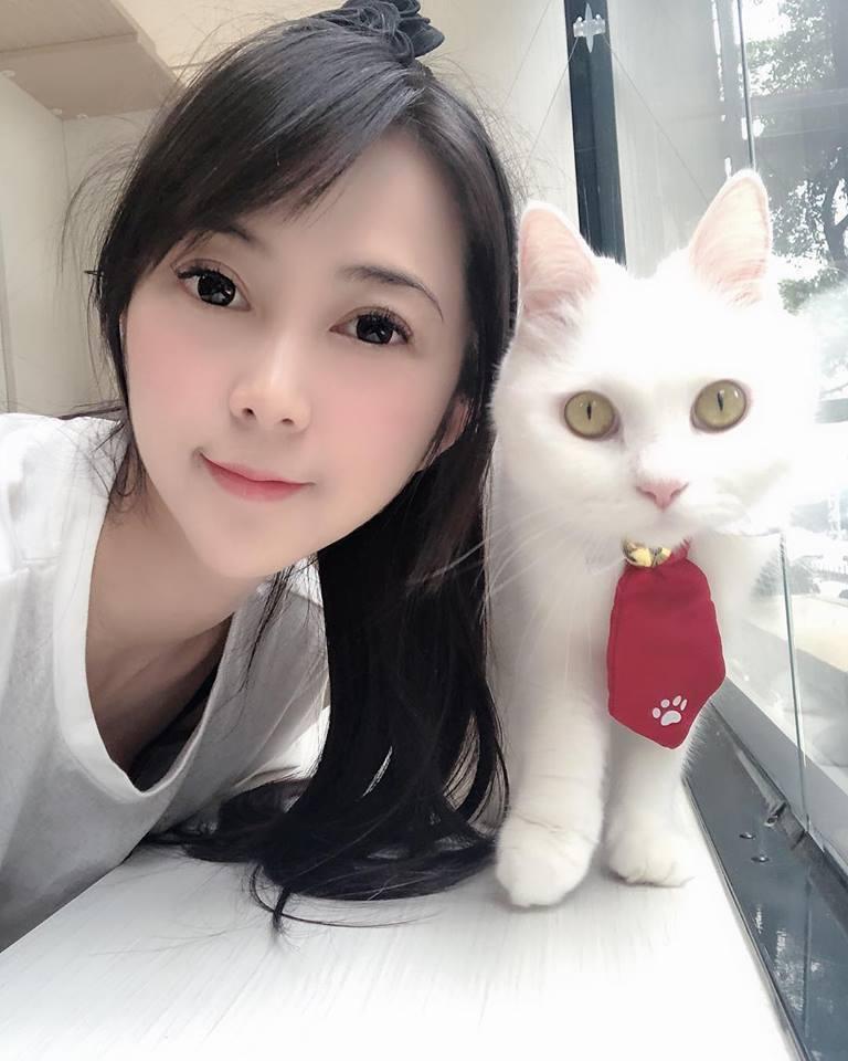 林怡慧將嫁廣達集團太子爺  圖/摘自臉書