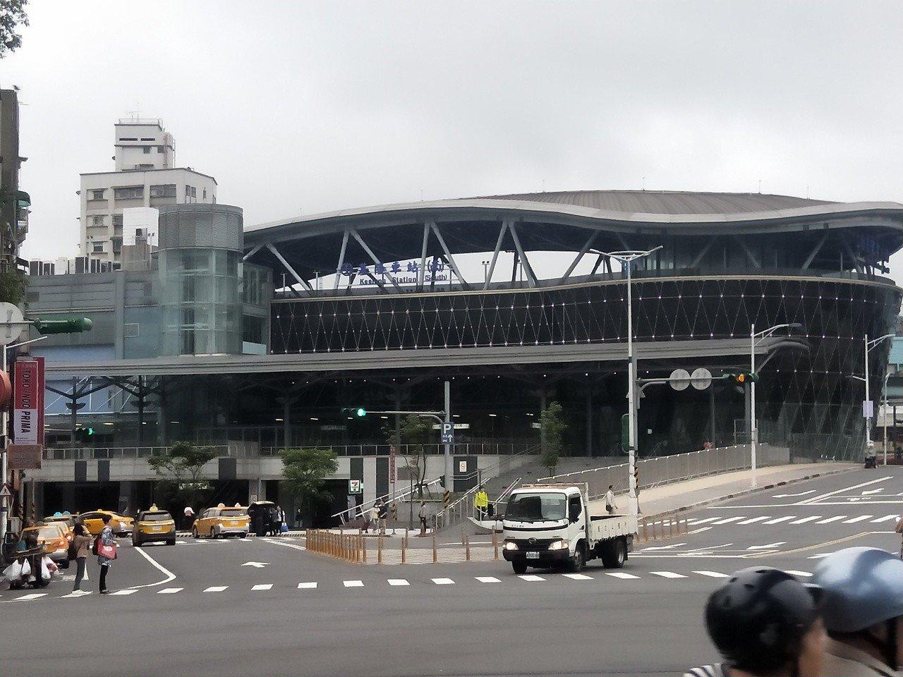 基隆火車站南站附近計畫蓋複合式多功能商場停車場