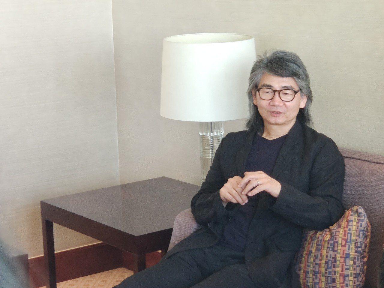 漫畫家朱德庸。江蘇發展大會方面提供
