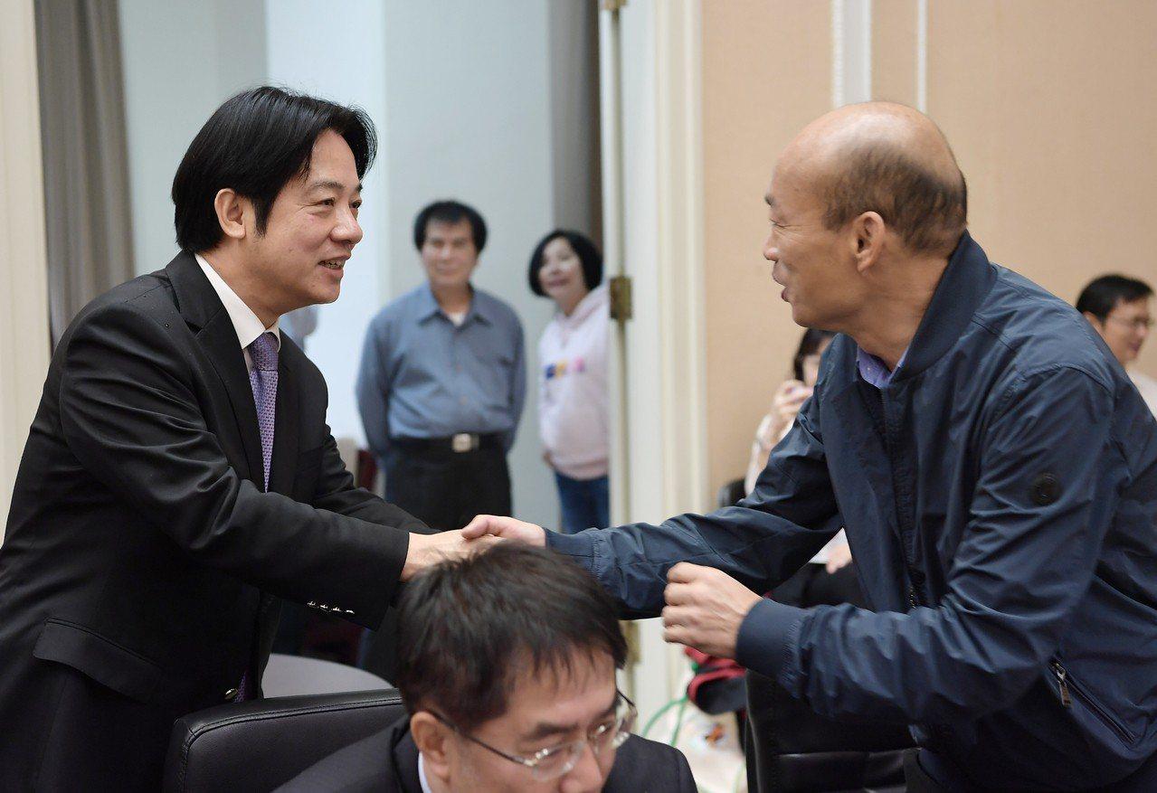 新台灣國策智庫今日公布最新民調顯示,同時也對檯面上可能投入2020總統大選的熱門...