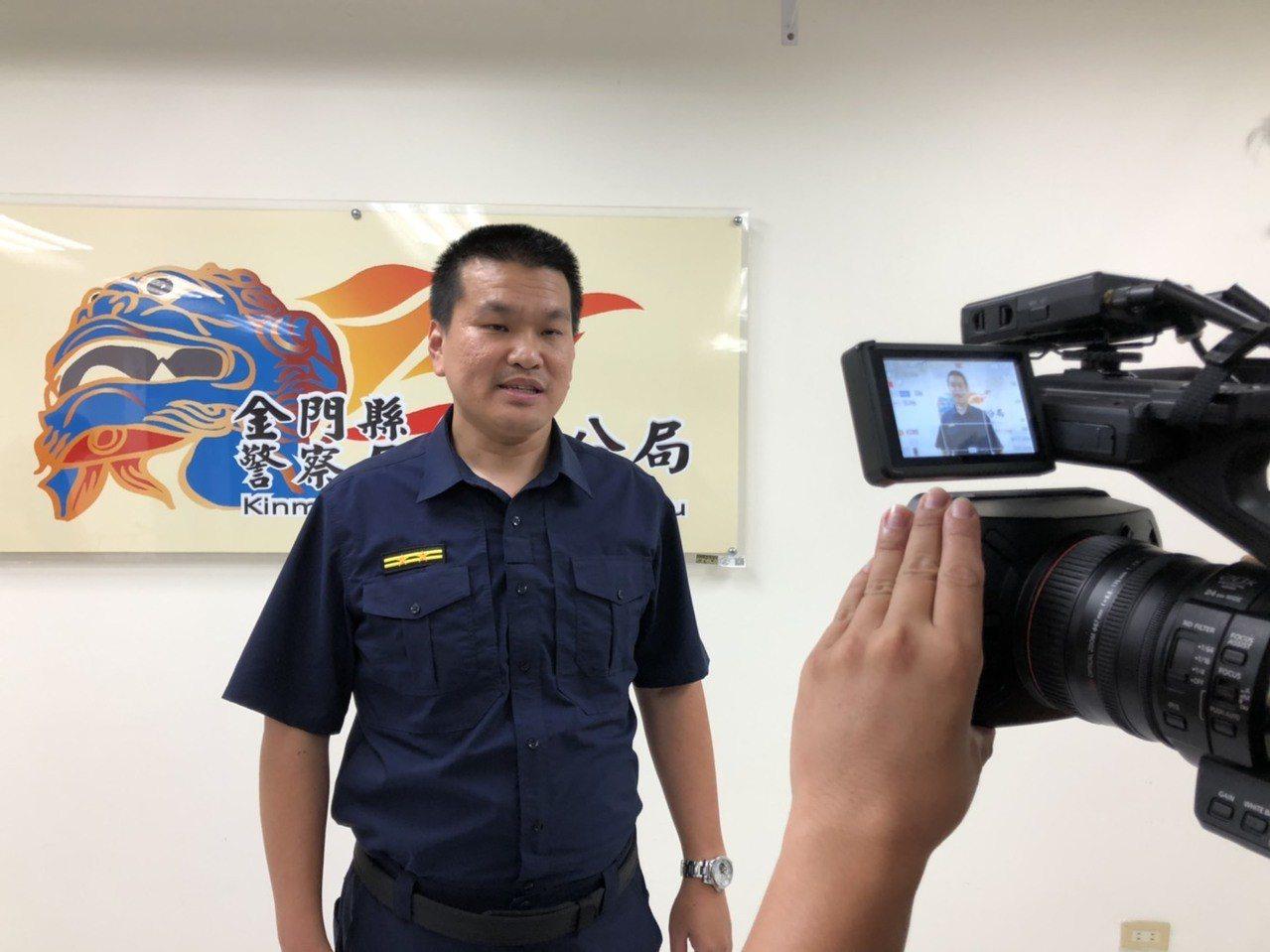金湖分局一組組長廖建棠在今天上午表示,整起車禍疑似是酒駕肇禍,目前傷者已脫離險境...