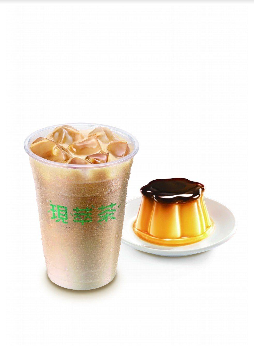 加入一整顆布丁的「統一布丁純奶茶」,特大杯冰飲售價65元,即日起擴區至桃園、新竹...