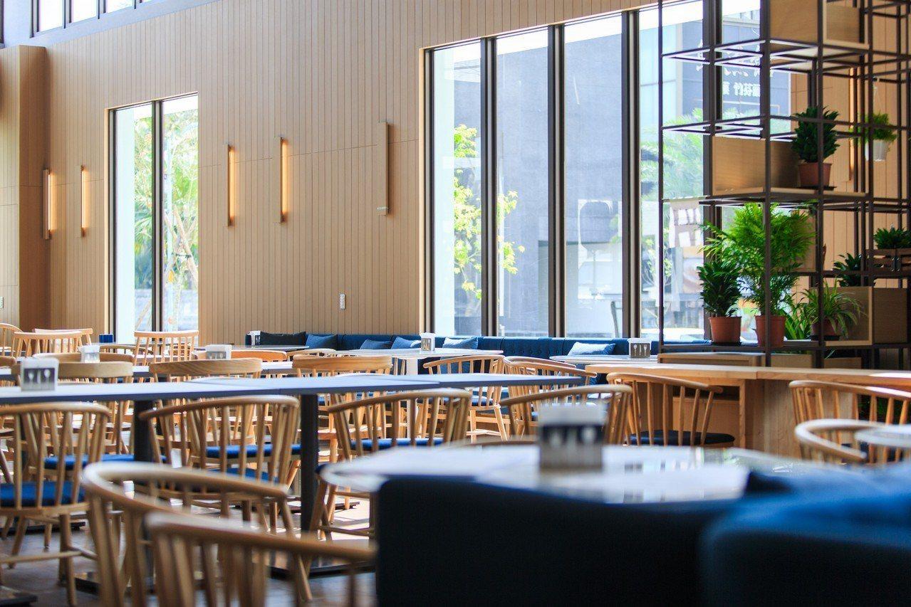 品文旅唯一餐廳「Ricks」。圖/雲朗觀光集團提供