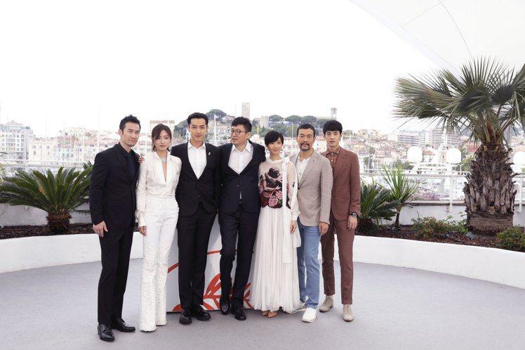 電影《南方車站的聚會》是入圍第72屆坎城影展主競賽項目的唯一華語片。圖/伯爵提供