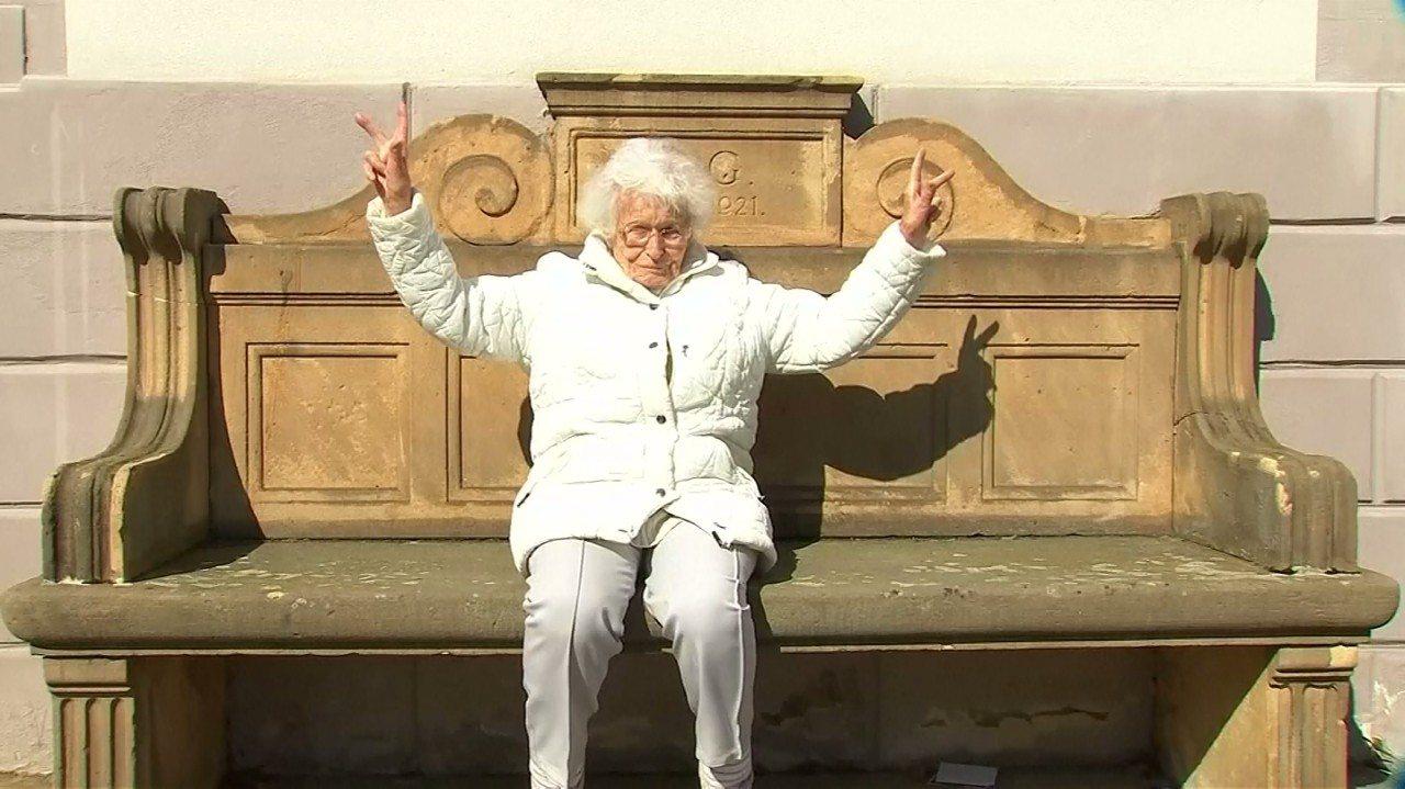 一般人若能活到百歲,通常都是安享晚年,但德國有個奶奶卻看法不同,決定出馬參選地方...
