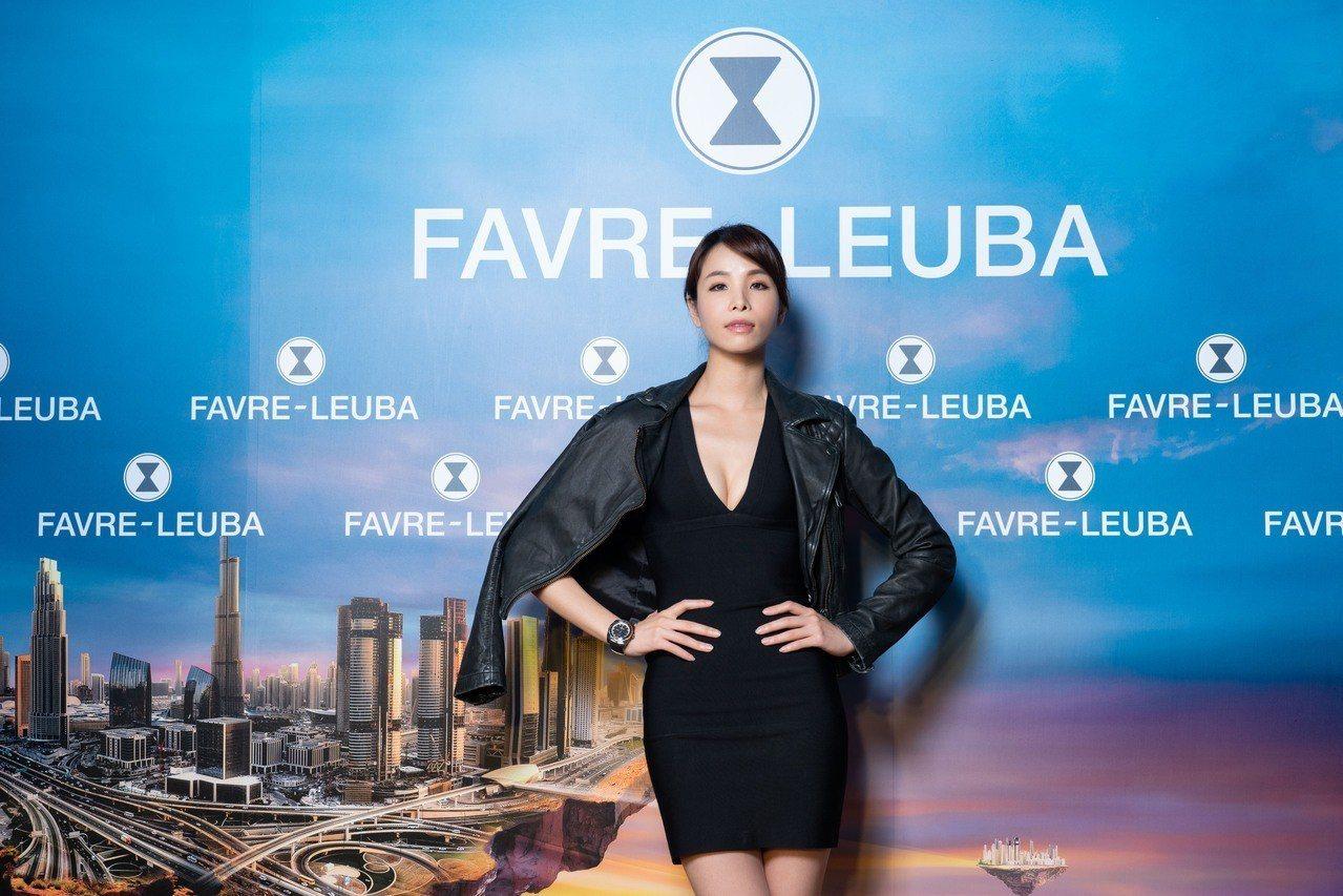 Favre-Leuba亞洲限定概念款Deep Blue Passion腕表,正式...