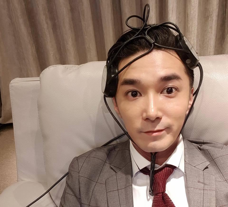 王又正傳出也遭東森挖角  圖/摘自臉書