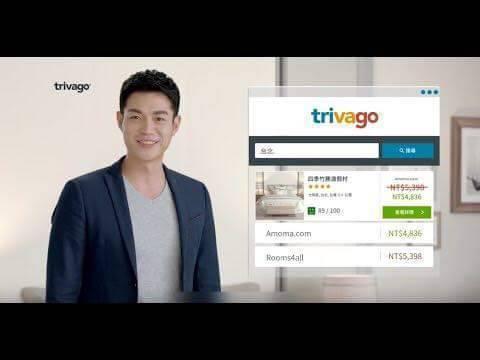 「trivago先生」李沛勳因廣告成名,目前是偶像劇新鮮面孔。圖/李沛勳提供