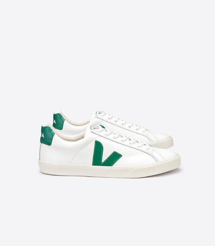 ESPLAR皮革鞋款,4,280元。圖/VEJA提供