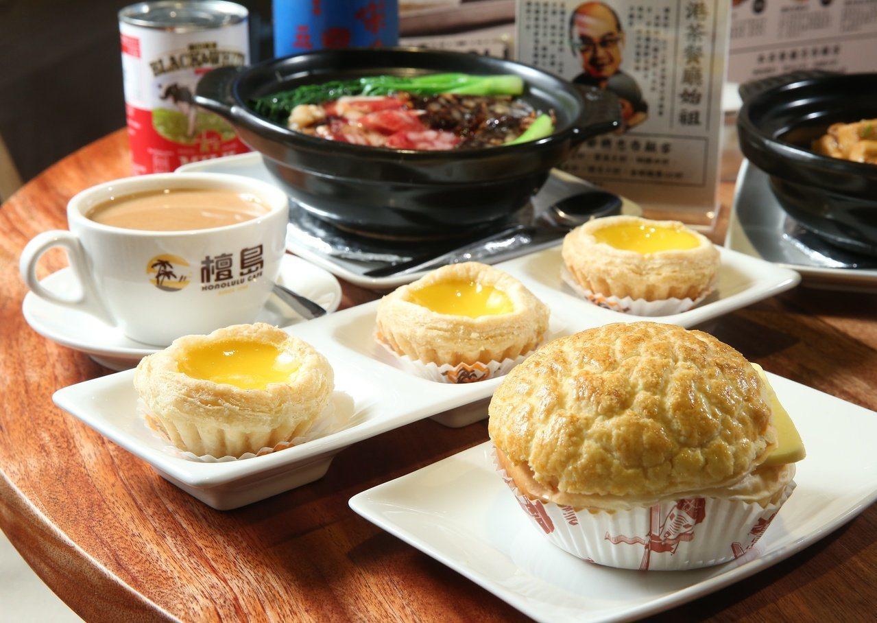 檀島咖啡將於5月24日進駐台北車站。記者陳立凱/攝影