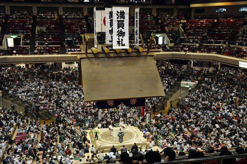 日本大相撲春季賽將破天荒無觀眾 美聯社