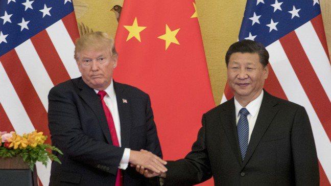 分析師認為,美中近期內難以達成貿易協議。圖/路透
