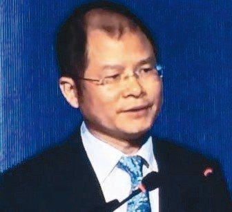 華為副董事長徐直軍。圖/聯合報系資料照片