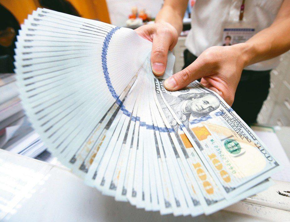 美中貿易戰未解,衝擊台灣股匯市。 記者林澔一/攝影