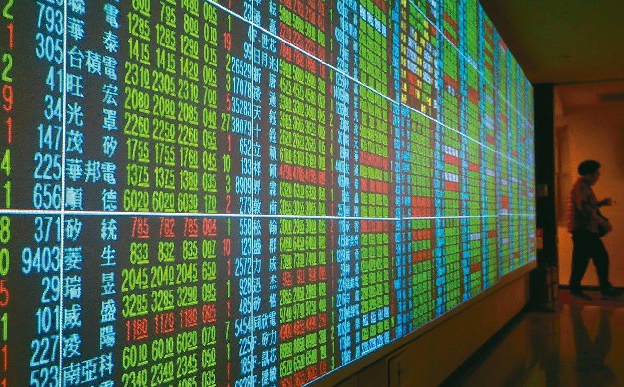 台灣證券交易所統計,昨(24)日全體上市公司市場總值為31.2兆元,較17日市值...